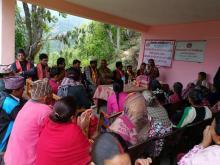गणतन्त्र दिवसको अवसरमा एकल महिला तथा विदवा सम्मान कार्यक्रम